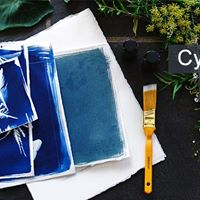 Cyanotype Printing Workshop (Hong Kong Edition)