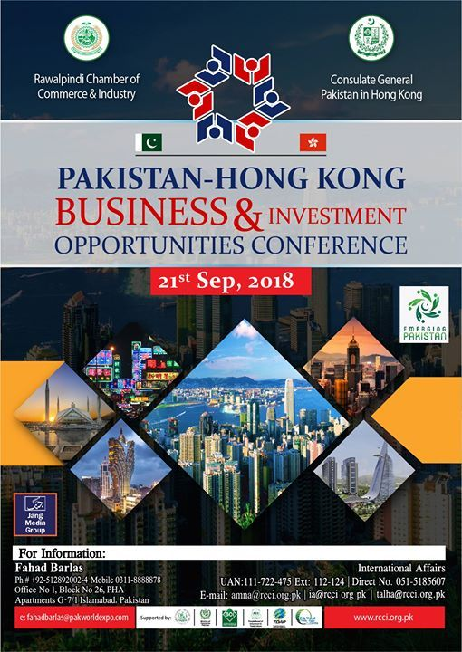 Business & Investment Opportunities Conference