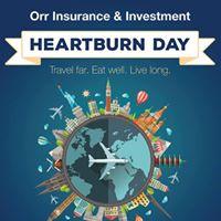 Heartburn Day 2018