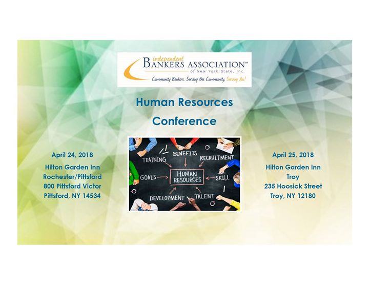 Human Resources Conference- Rochester at Hilton Garden Inn ...