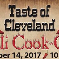 Taste of Cleveland Chili Cookoff and Fall Fest