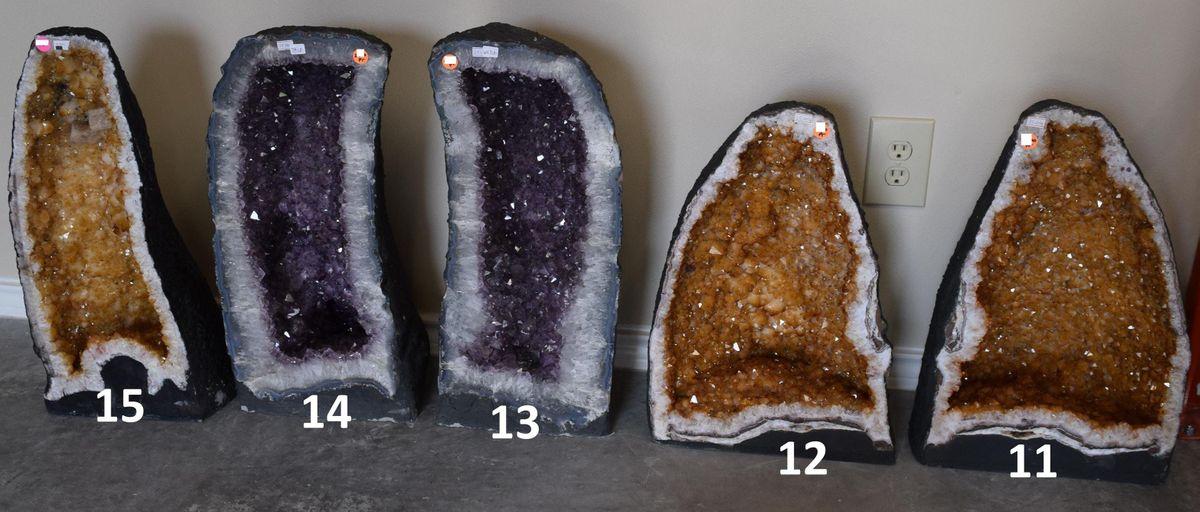 One Day Gem Amethyst Rock Fossil Sale