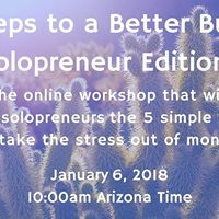 5 Steps to a Better Budget Solopreneur Edition