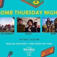 Bmb Thursday Night - Corner Cafe Chronicles Insignia &amp Reverie