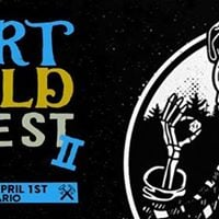 HEART of GOLD FEST II proudly sponsored by Pabst Blue Ribbon.
