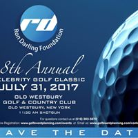 Ron Darling Foundation 8th Annual Celebrity Golf Classic