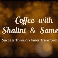 Coffee with Shalini and Sameer