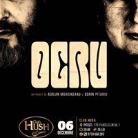 OCRU - Folk in Club Hush