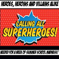 Superhero Summer School