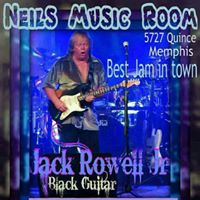 Musical Thanksgiving with Jack Rowell Jr. &amp Triplthret JAM 8pm No Cover