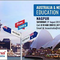 Australia - New Zealand Education Fair 2017 - Nagpur