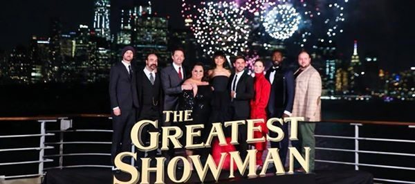 The Greatest Showman - Outdoor Cinema and Fireworks Finale