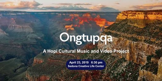 Concert Ongtupqa - A Hopi Cultural Music and Video Project
