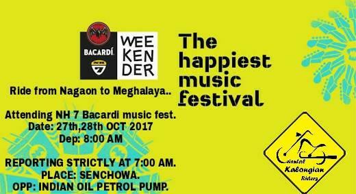 NH7 BACARDI MUSIC FEST