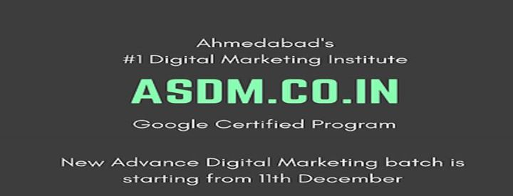 Advance Digital Marketing Program (Google Certified)
