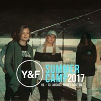 Y&ampF Summercamp 2017
