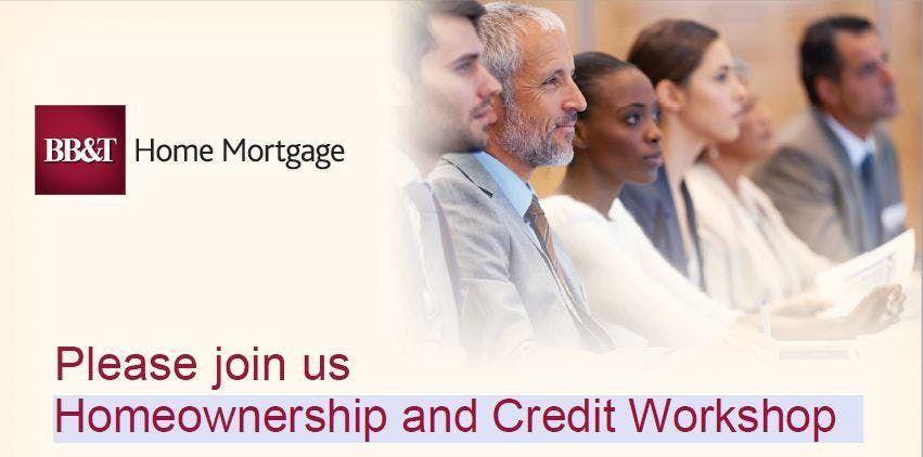 Homeownership and Credit Workshop