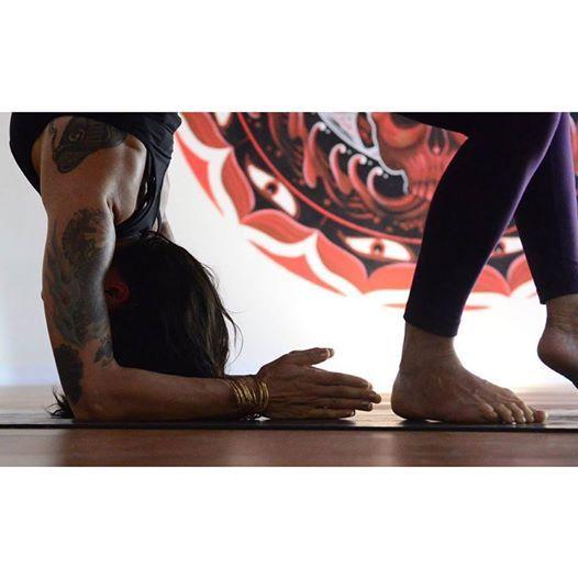 Yogahour intensive standing & arm balance asanas