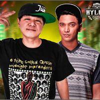 Hip Hop Ryde with DJ Ta-Shi (Japan)