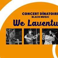 We Laventure en Diner Concert