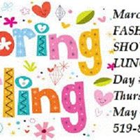 4th Day Added to Marcandas Spring Fling Fashion Shows