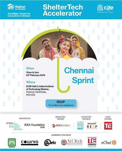 Future of Housing- ShelterTech Accelerator Chennai Sprint