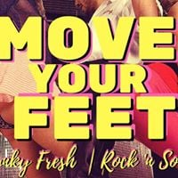 Move your Feet