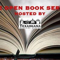 Open Book Series Author Ed Black