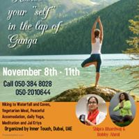 3 day yoga Retreat in Rishikesh organized by Inner Touch