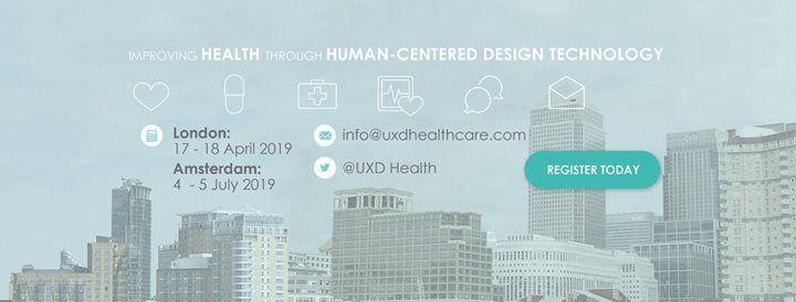 UX Design Healthcare London UK - 2019
