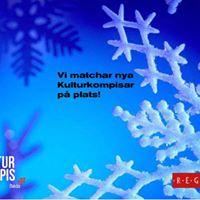 Winter Party - matchning av nya kulturkompisar