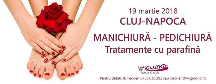 CURS Manichiura-Pedichiura-Tratamente cu Parafina