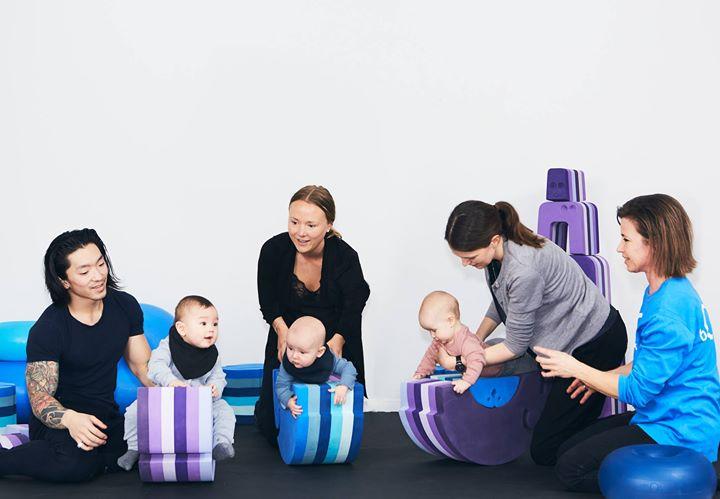 Tumletid Hos Babysam Amager København