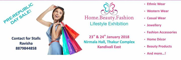 Home.Beauty.Fashion Lifestyle Exhibition