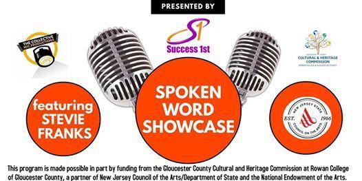 Spoken Word Showcase: Words, Rhythm & Sound at Landmark
