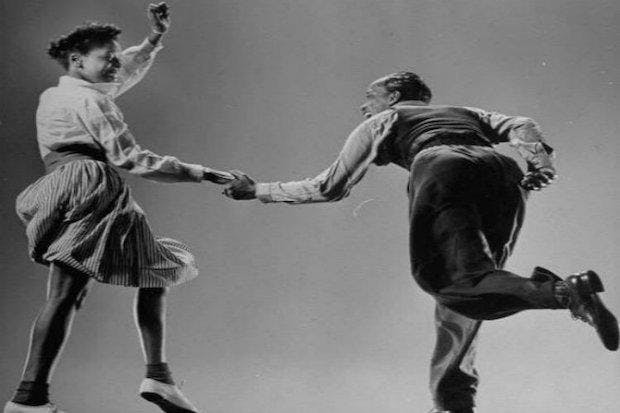 The Parlour Swing Society Dance Day