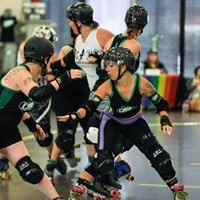 Learn Roller Derby OHRDs August Skate Clinic
