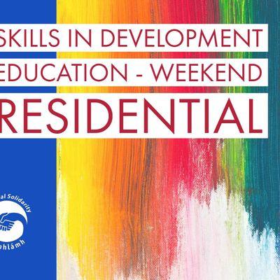 Skills in Development Education Residential Training