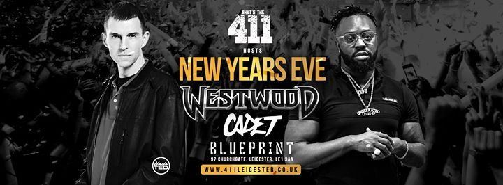 New Years Eve  Tim Westwood  Cadet  Pre Release Tickets