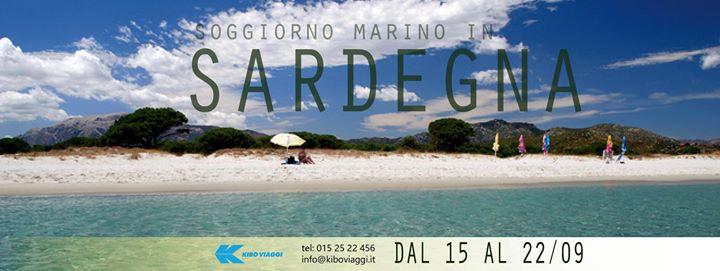 Soggiorno marino in Sardegna at Kibo Viaggi, Biella