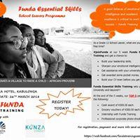 Funda Essential Skills Training - Week 1