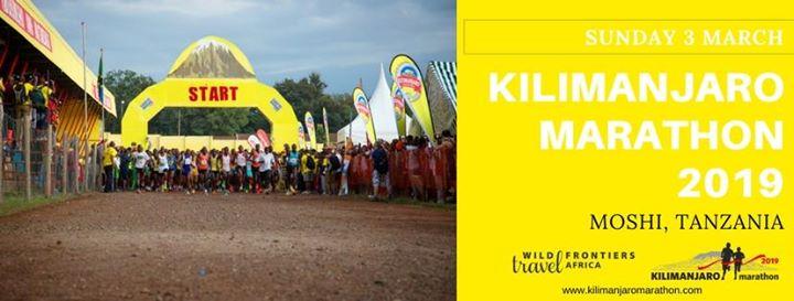 Kilimanjaro Marathon 2019
