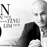 Comedy Masala ft. Ben Quinlan &amp Special Guest TING LIM (AUS)