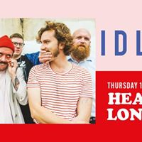 SOLD OUT - IDLES  LICE at Heaven London