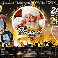 Snowy Christmas Celebration 2k17