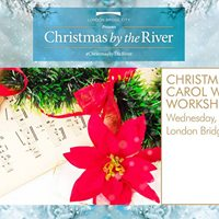 Free Christmas Carol Writing Workshop - Christmas by the River