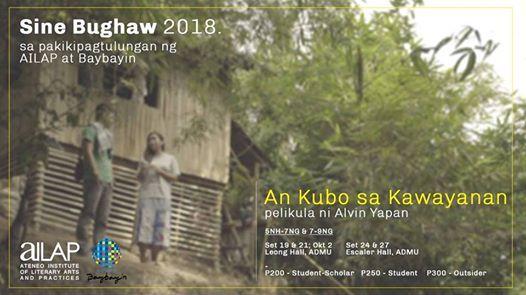 Sine Bughaw 2018 An Kubo sa Kawayanan