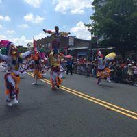 Desfile Perano de Harrison a Kearny