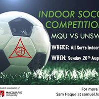 TAL Indoor Soccer Competition 2017