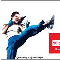 10 days self defense workshop